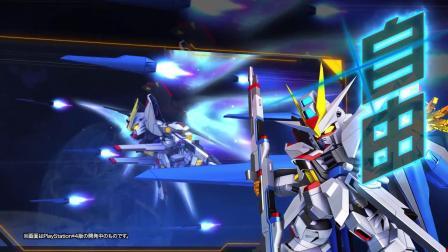 【3DM游戏网】《SD高达G世纪火线纵横》新宣传片