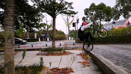 攀爬自行车/障碍自行车/bike trial