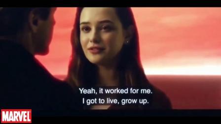 【3DM游戏网】《复联4》删减片段 钢铁侠看到长大后的女儿