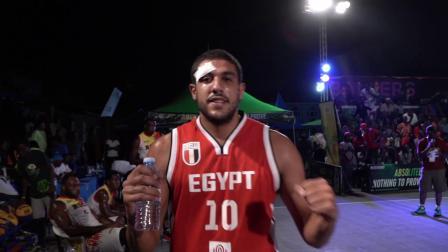 非洲杯男篮决赛集锦——刚果金v埃及