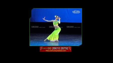 舞蹈《傣族组合》赵铭版本-背景音乐