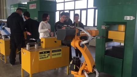 南京力恩工业机器人自动化上下料 实操编程培训