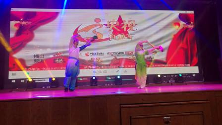 双人舞《梁祝》舞之韵舞蹈队