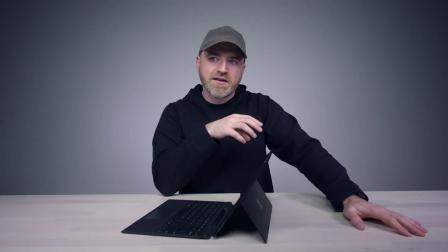为什么以前没有人想到这一点?微软 Surface Pro X 开箱体验