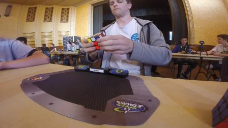 Feliks Zemdegs Rubik's Cube World Record Average 5.53 seconds