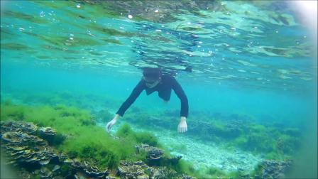 墨宝和妈妈拍丝瓜浮潜旅【背包看世界】旅行纪录短片(Philippines)菲律宾