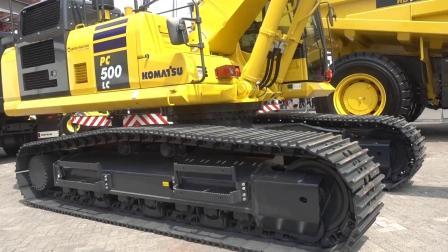 小松PC500LC-10R 挖掘机
