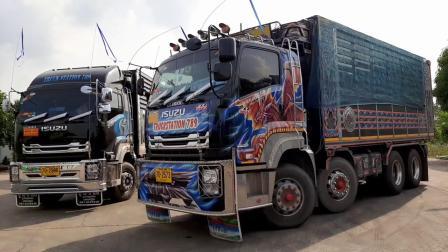 五十钤卡车ISIZU FXZ360 7_11_2562