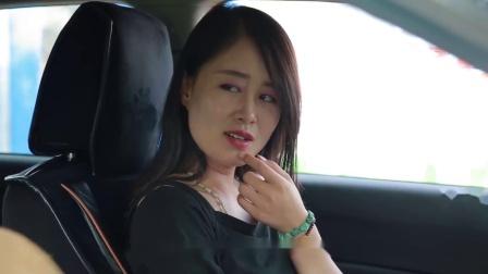 美女考驾照沒想考官是