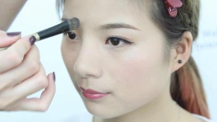 化妆培训 十分钟快速妆容技巧 新手学化妆 上海化妆培训学校