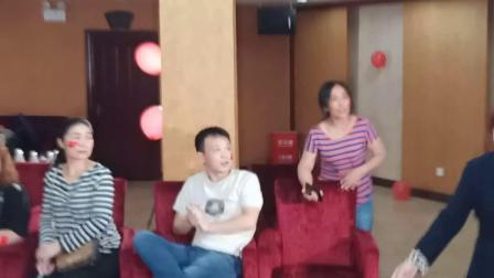 合川渭沱初级中学89级01班30周年同学再聚首