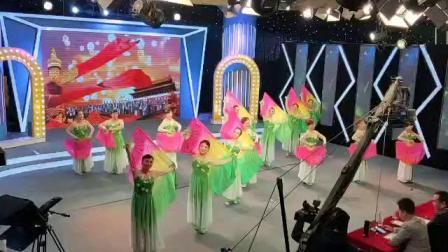 肖萍舞蹈我们的中国梦(重庆春晚复赛)