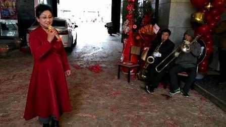 抚顺电声管弦乐团公益演出录像(13)