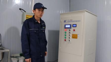 SXFX-70型全自动标准养护室(1喷雾盆喷雾)