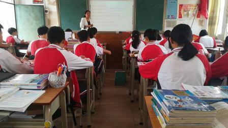 2019至2020第一学期九年级英语unit6合水中学罗月霞