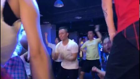 567GO健身教练培训长沙校区之团操salsation