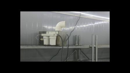 加湿器喷雾效果1