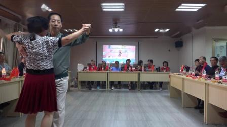 舞曲表演者 吴惠如安永芳