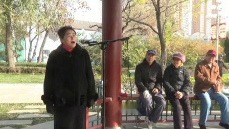 王姐演唱京剧《珠帘寨》昔日有个三大贤