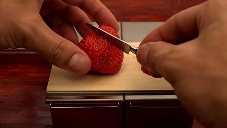 迷你草莓蛋糕
