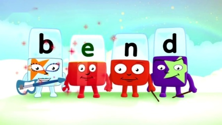 Phonics - Learn to Read  Band Aid  Alphablocks
