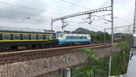 上局杭段SS8-ZTH:韶山8型电力机车集锦-说好不哭
