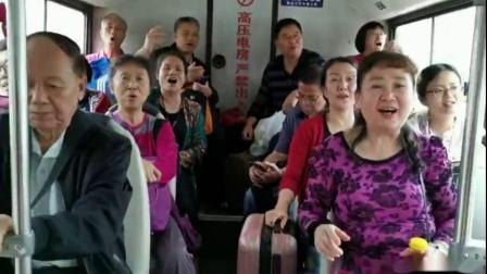 广西财经学院离退休党委 主题教育培训活动片段