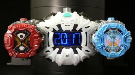K2介紹「壓縮破裂!」假面騎士蓋茨【DX克羅澤・迦吉騎士手錶】騎士手錶特別套裝第二套