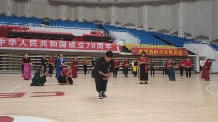 格桑老师白银体育馆培训(9)