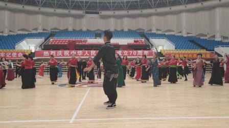 格桑老师白银体育馆培训(7)