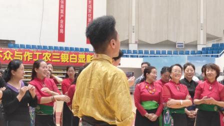 格桑老师白银体育馆培训(6)