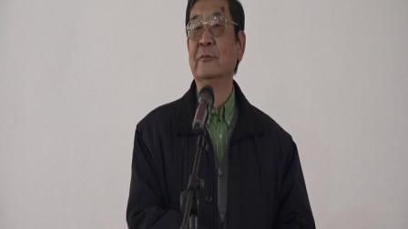 """北京嘉宾出席""""庆祝中华人民共和国建国70周年书画展暨首届名人名家论坛""""并讲话"""