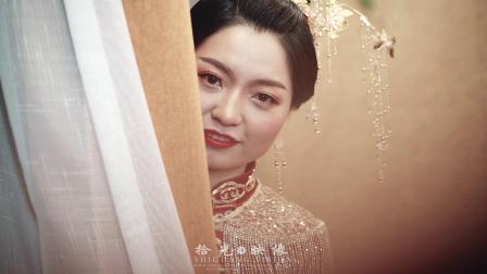 2019.11.16刘新&李奕柏婚礼快剪-海伦市拾光映像出品