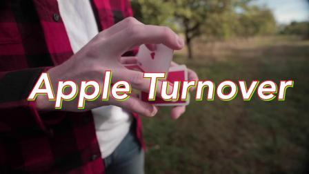 【花切教学】Apple Turnover-CARDISTRY Tutorial