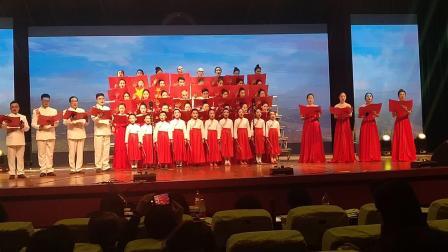 洪江市中小学艺术节托口镇中心小学《美丽中国 美丽家乡》