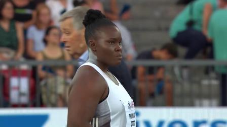 2019.08.29 [全程视频] 女子铅球 - 2019钻石联赛苏黎世站