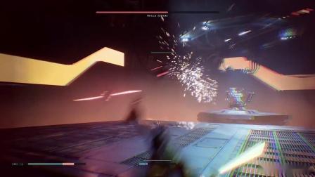 【3DM游戏网】《星球大战:陨落的武士团》最终BOSS战演示