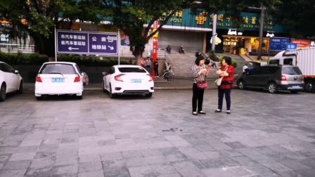 广东省广州市广州站,下了火车,你会乘坐地铁吗?