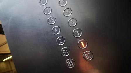 天安云谷B座高区电梯