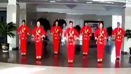 崔…圣诞节舞蹈