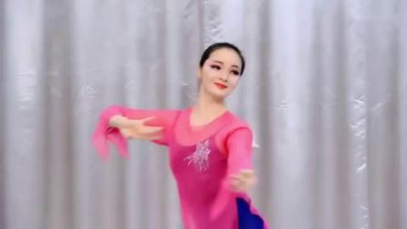 《葬心》芸门小娟古典舞身韵基础组合 摇臂_高清