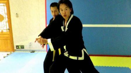 最强韩式合气道教学 第二节基本术及应用001
