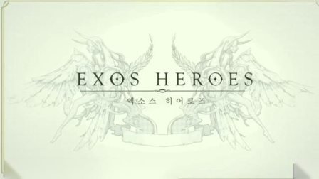 EXOS HEROES - First Game Trailer - Turn Based Rpg Android - By Line Games and