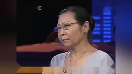 82岁的老母亲没人养,在主持人的逼问下,三女儿终于揭开了真相