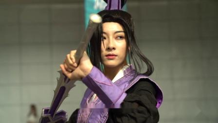 """高颜值、大长腿,这个身高1米8的""""江澄"""",竟是个小姐姐?"""