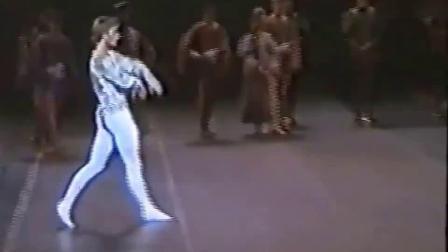 1989 POB 黑天鹅三人舞 Isabelle Guérin, Kenneth Greve, Rudolf Nureyev