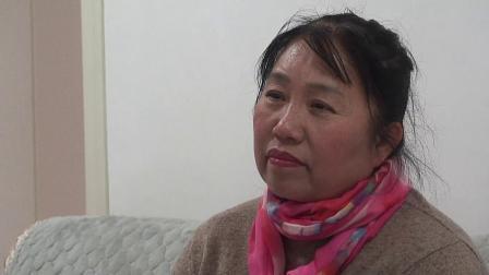 哈尔滨市香坊区先芳劳模志愿服务队队长刘先芳爱心对接中