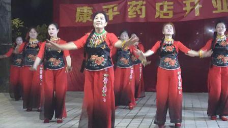 舞蹈《家乡美》马山新天地艺术团演出
