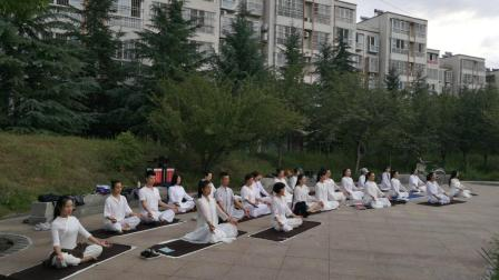 瑜伽教练培训哪里好 潜能瑜伽嫡传弟子进修第7天日记