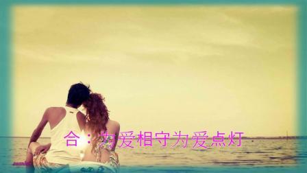 情歌对唱【一生一世爱一人】醉美梦幻&忆往昔